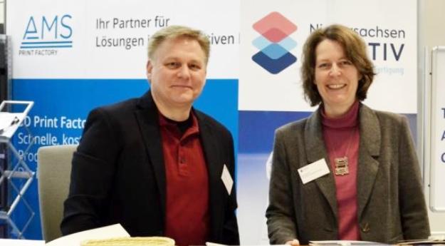 Niedersächsische KMU loten Chancen des 3D-Drucks aus