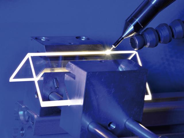 Alter Werkstoff, neu verarbeitet: 3D-Druck mit Glas